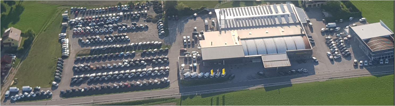 14000 m² Autoschau bei HWS || Ing. Günther Baschinger GmbH in