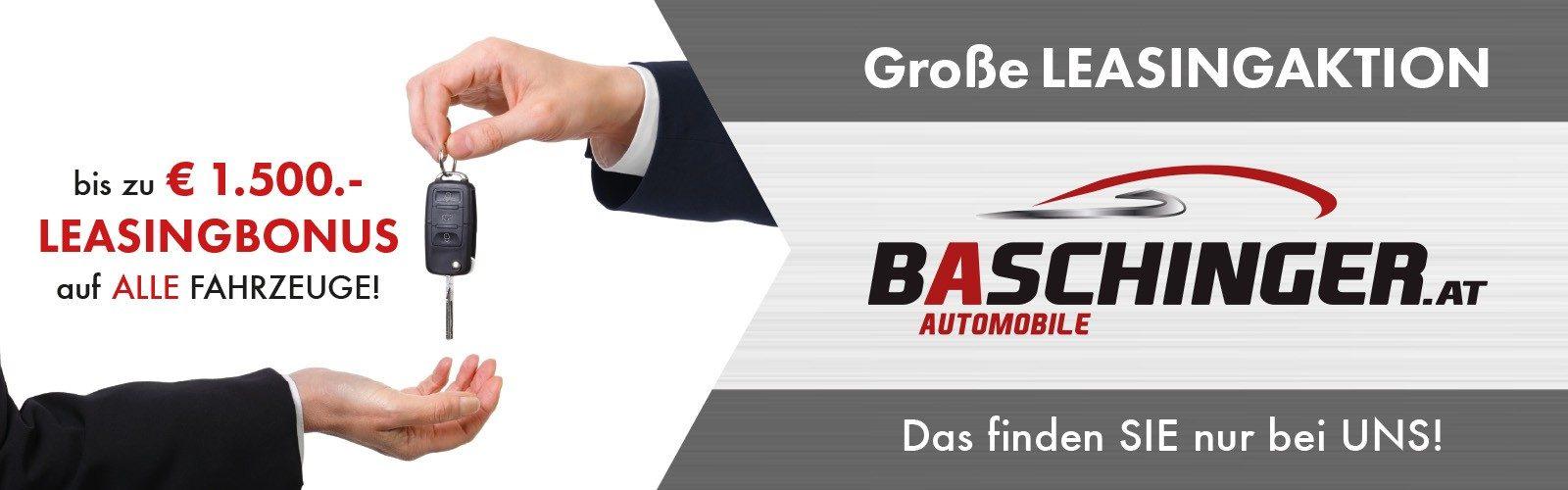 BASCHINGER LEASING bei HWS || Ing. Günther Baschinger GmbH in