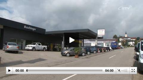 CO2 neutrales Autohaus (Video ansehen)