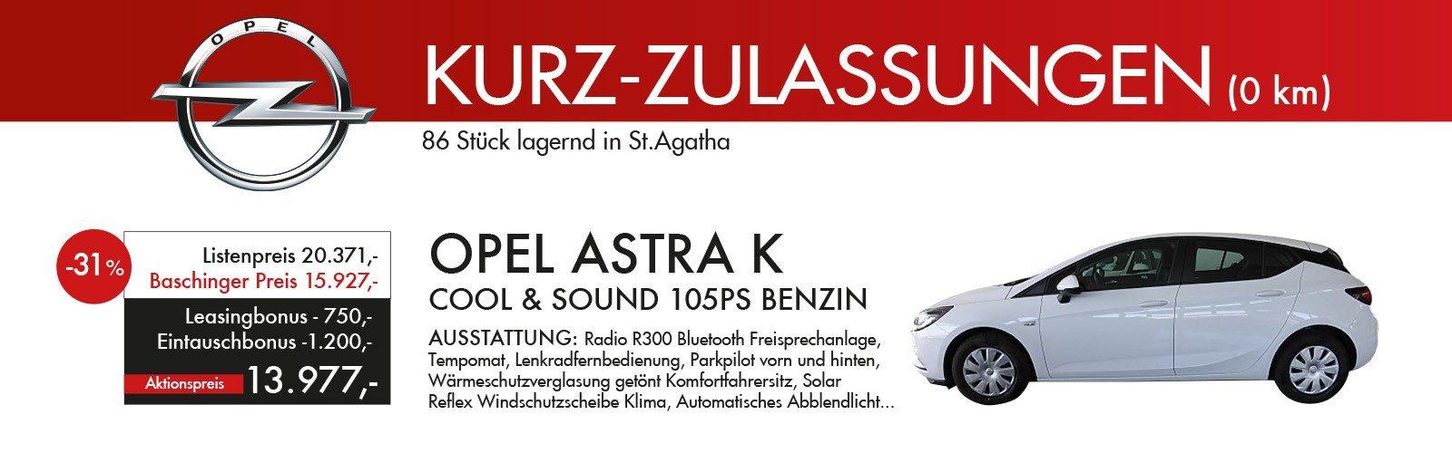 Astra bei Ing. Günther Baschinger GmbH in