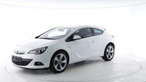Opel Astra GTC 1,4 Turbo Ecotec Sport Start/Stop System bei Ing. Günther Baschinger GmbH in
