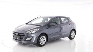 Hyundai i30 Hyundai i30 5T 1.4 s&s klima RCD B.tooth Nsw bei Ing. Günther Baschinger GmbH in