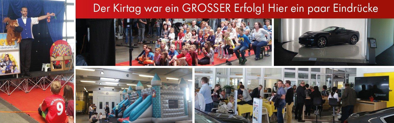 Kirtag bei Ing. Günther Baschinger GmbH in