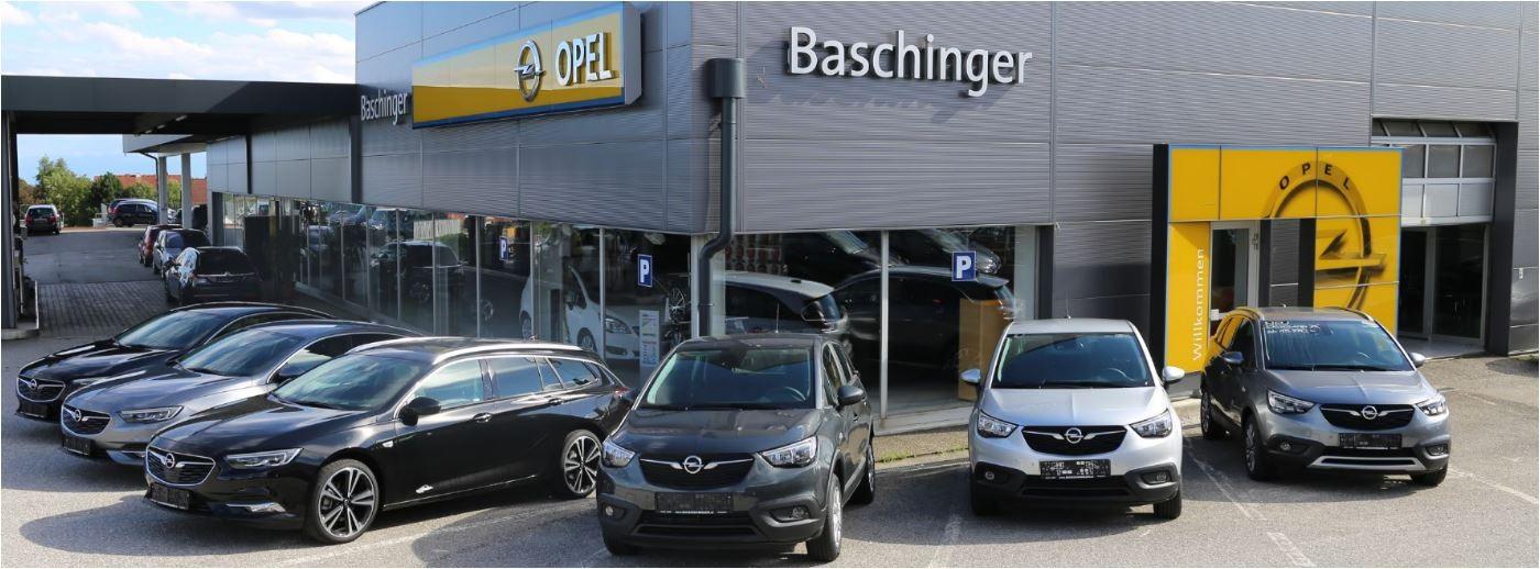 6x NEUES Modell: Opel Crossland X und Insignia bei Ing. Günther Baschinger GmbH in