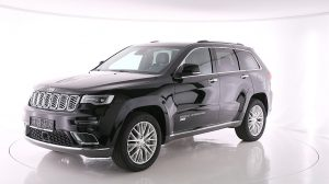 Jeep Grand Cherokee 3,0 V6 CRD Summit bei HWS || Ing. Günther Baschinger GmbH in