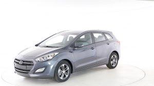 Hyundai i30 Kombi 1.6 D s&s 7-AT 110PS Navi klimaaut shzg alu16 R.cam/P.sen RC bei HWS || Ing. Günther Baschinger GmbH in