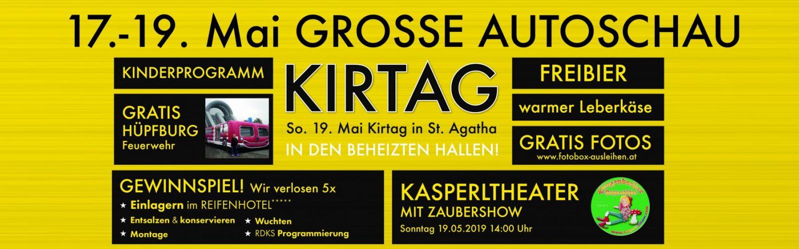 Opel Kirtagsaktionen bei Baschinger bei HWS || Ing. Günther Baschinger GmbH in