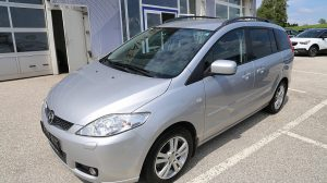 Mazda Mazda 5 2,0 CD143 GT DVD bei Ing. Günther Baschinger GmbH in