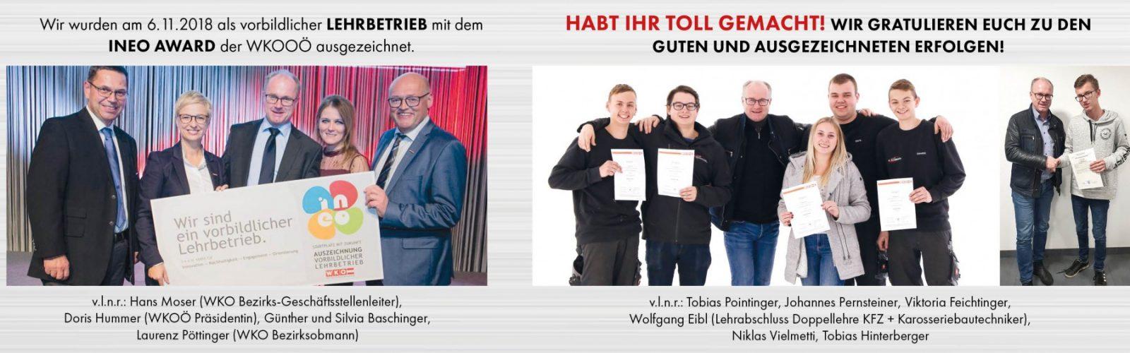 Ineo bei HWS || Ing. Günther Baschinger GmbH in