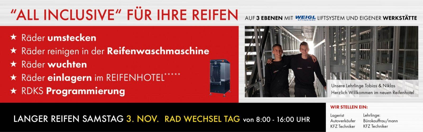Wir stellen ein bei HWS || Ing. Günther Baschinger GmbH in