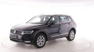 VW Tiguan 2,0 TDI SCR 4Motion Highline bei HWS || Ing. Günther Baschinger GmbH in