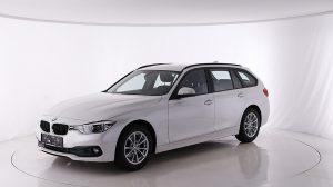BMW 318d Touring Advantage Aut. bei Ing. Günther Baschinger GmbH in