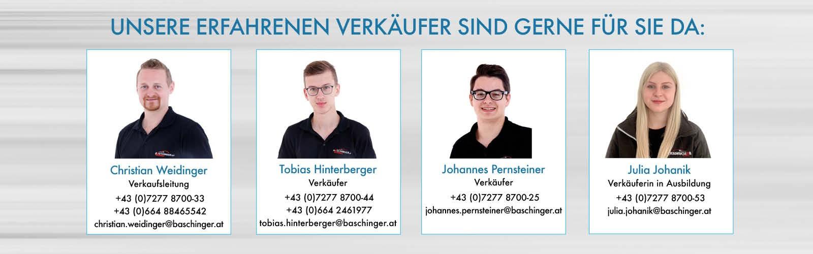 250621_Verkäufer bei Ing. Günther Baschinger GmbH in